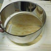 ¿Porque usar una faldilla de acero inoxidable en los baños secos?