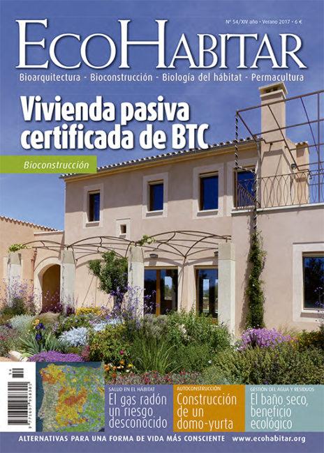revista EcoHabitar n°54 -